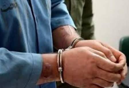 مسافرکش زورگیر در تبریز دستگیر شد