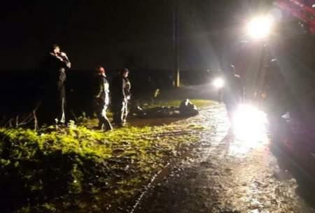 مرگ ۳ جوان بر اثر واژگونی پراید