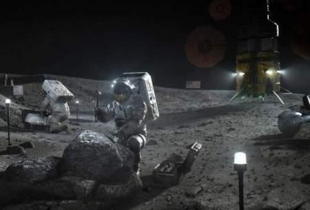 انتخاب ۳ فرودگر قمری برای بردن انسان به ماه