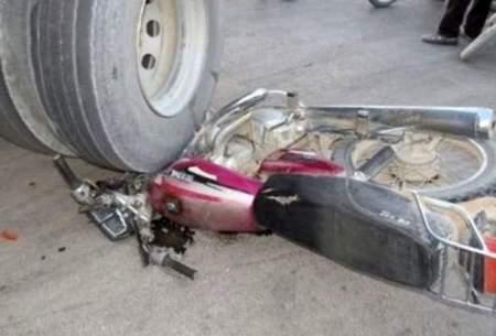 مرگ ۱۱۱ موتورسوار در سال گذشته