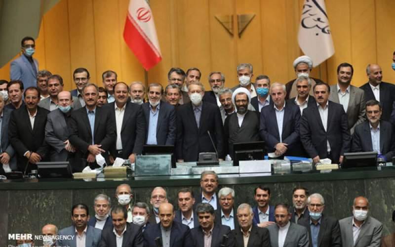 نطق لاریجانی در آخرین روز کاری مجلس دهم