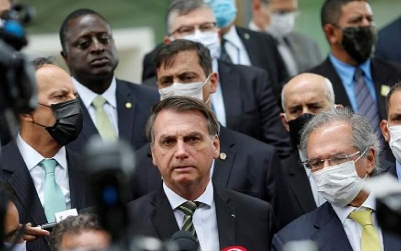 افزایشناگهانی مرگ و میربر اثر کرونا در برزیل