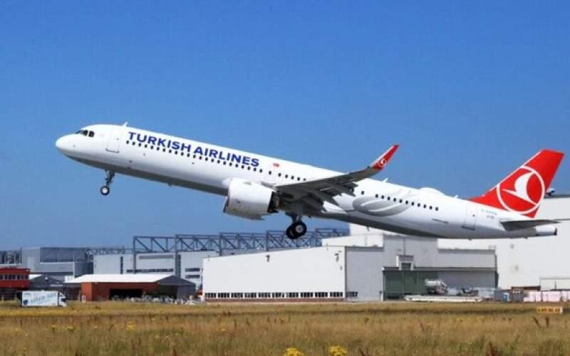 ترکیه پروازهای داخلی را از سرگرفت