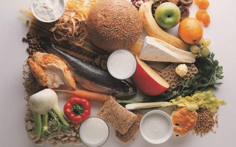 ۱۱ مورد از بهترین غذاهای سرشار از فسفر