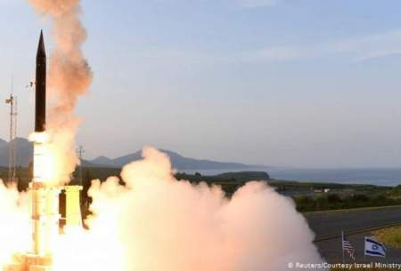 اسرائيل دو موشک بالیستیک تازه آزمایش کرد