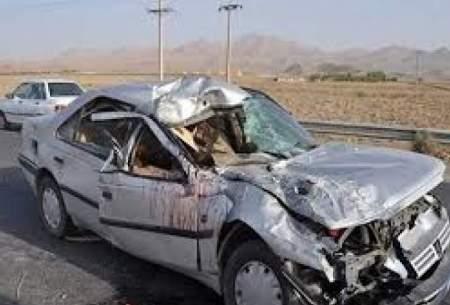 ۵کشته و زخمی به دلیل واژگونی خودرودر همدان