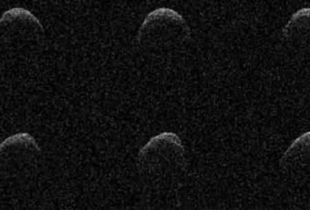امشب یک سیارک از کنار زمین عبور میکند