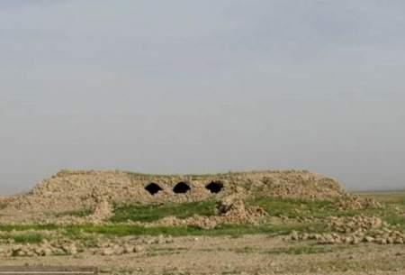 کشف شهری بزرگ از دوره ساسانی در فارس