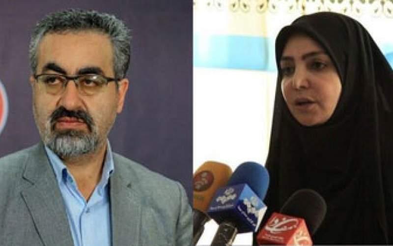 جهانپور از سخنگوییِ وزارت بهداشت برکنار شد