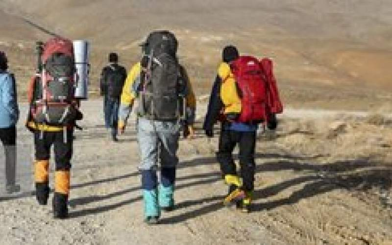 چطور در کوهنوردی دچار گرمازدگی نشویم؟