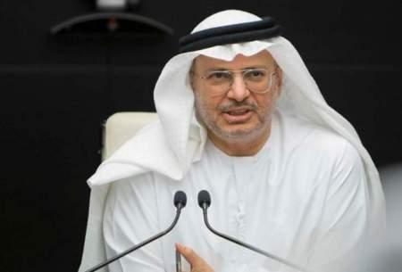 امارات: ارتباط امارات با اسرائیل مهم است