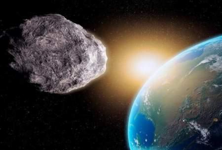 یک سیارک عظیم دیگر در مسیر برخورد با زمین