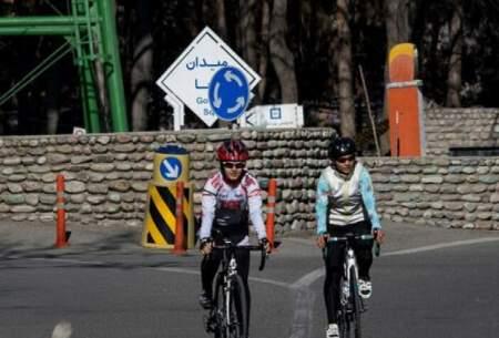روایت تکاندهنده از آزار دوچرخهسواران در جادهها