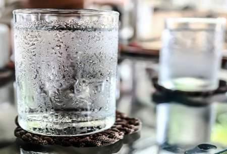 مضرات مصرف آب یخ برای بدن