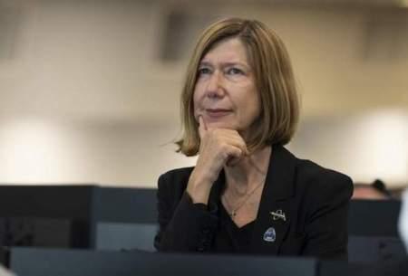 فرمانده زنی که ناسا را به ماه میرساند