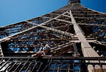 درهای برج «ایفل» باز شد