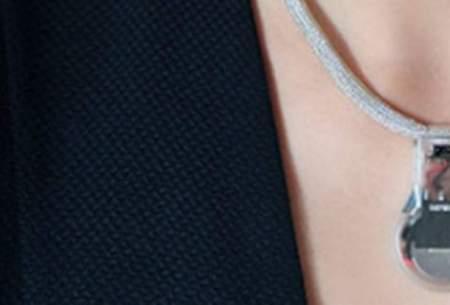 گردنبند مقابله با لمس صورت هم عرضه شد