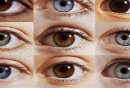 خصوصیات روانشناسی رنگ چشمهای مختلف