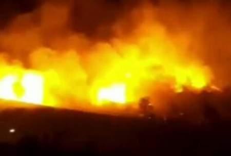 آتشسوزی، جانِ ۳ فعال محیط زیست را گرفت