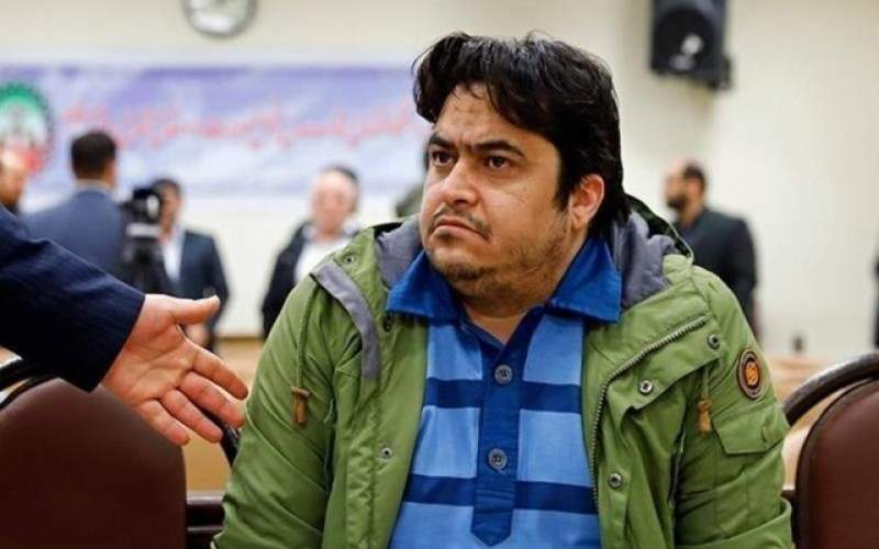بازتاب وسیع حکم اعدام مدیر سایت و کانال آمدنیوز