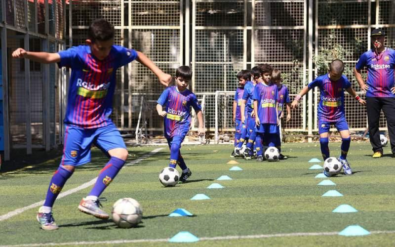 فعالیت مدارس فوتبال غیرقانونی است؟