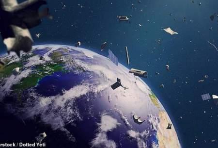 شلیک ژاپنیها به زبالههای فضایی با لیزر!