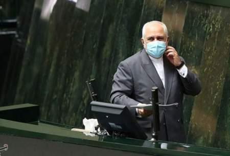 نمایندگان مجلس خطاب به ظریف: مرگ بر دروغگو