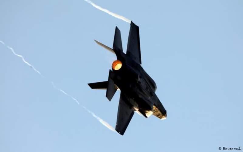 حمله اسرائیل به مواضع حماس