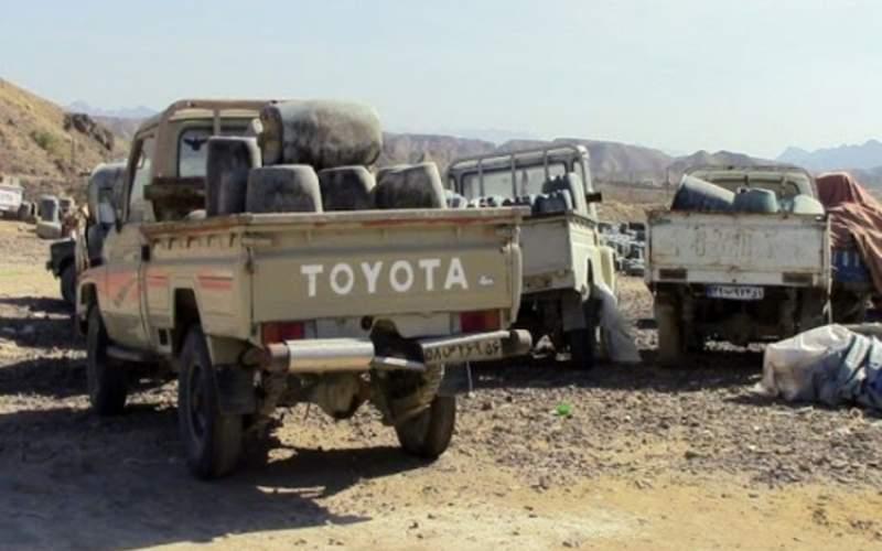 وضعیت قاچاق سوخت در مرز پاکستان - بهار نیوز