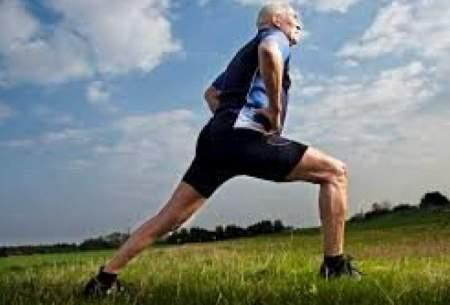کاهش افسردگی در سالمندان با ورزش