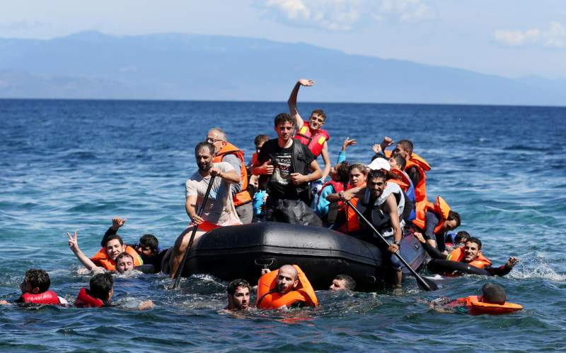 غرق شدن ۱۲ نفر در سواحل اسکندریه مصر