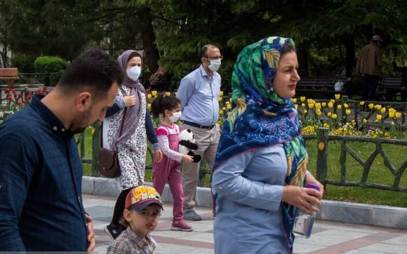 روند صعودی کرونا در ۹ استان کشور