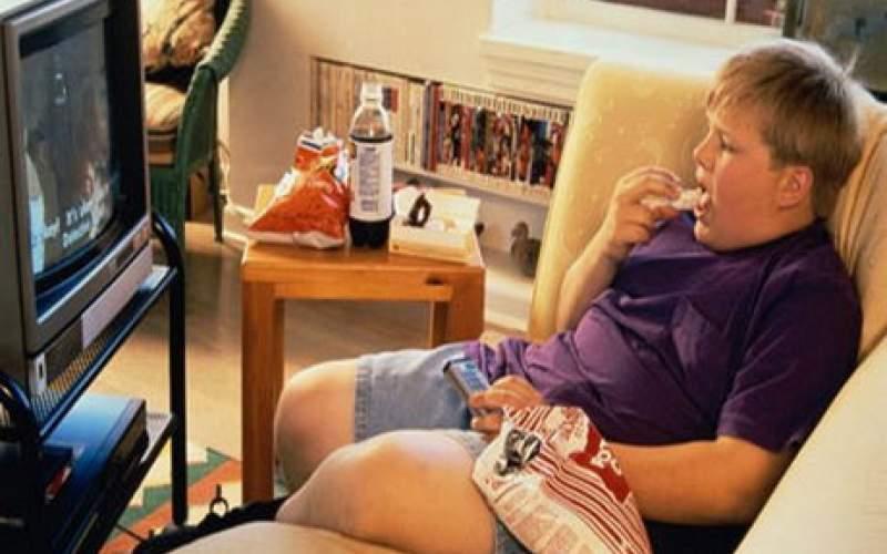 خطر بروز بیماری قلبی برای کودکان چاق