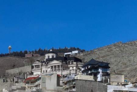 لواسانات در صدر آمار زمین خواری در تهران