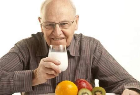 تاثیر سوءتغذیه بر افسردگی سالمندان