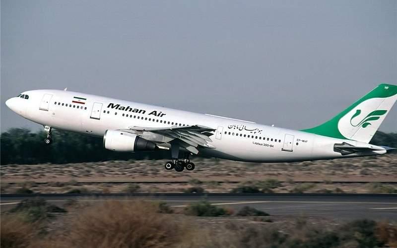 برقراری پروازهای مشروط ایران  به چین