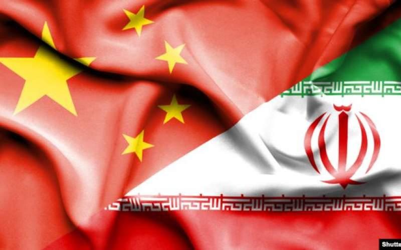 افت واردات چین از ایران