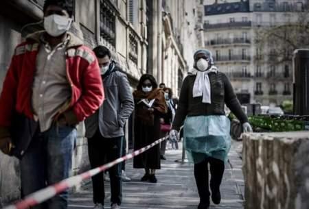 روند صعودی آمار مبتلایان به کرونا در فرانسه