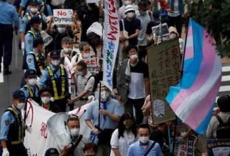 اعتراض شهروندان ژاپنی به برگزاری المپیک!