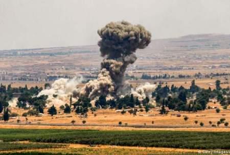 کنترل سه استان مرزی سوریه در دست روسیه