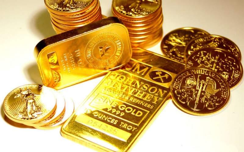 ادامه رفتار انقباضی طلا و سکه تا پایان هفته
