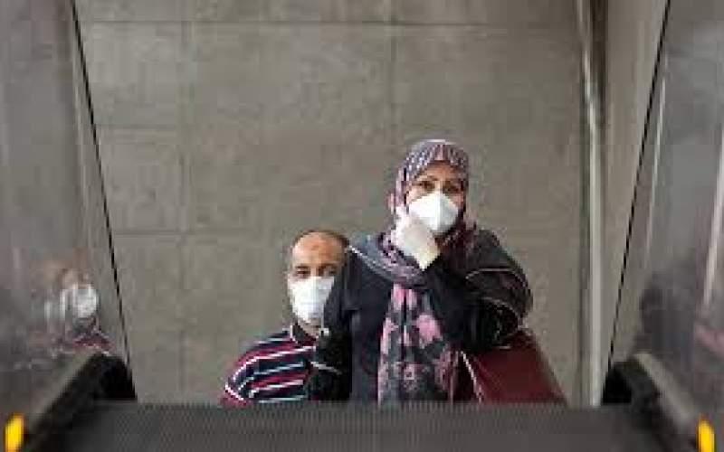 کدام مناطق تهران آلودهتر هستند؟/اینفوگرافیک