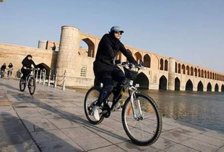 ماجرای حلنشدهی دوچرخهسواری دختران