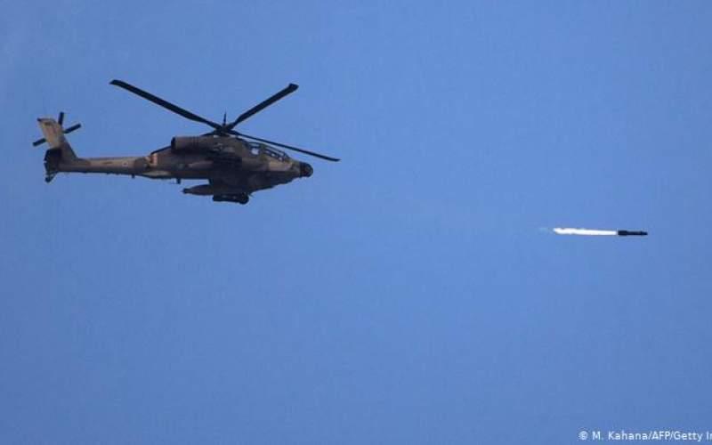 ارتش اسرائیل حمله به سوریه را تائید كرد