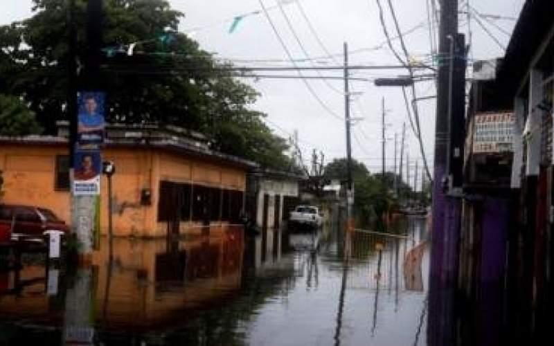 طوفان مرگبار و قطعی برق گسترده در آمریکا