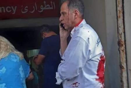 مردم بیروت بعد از انفجار/تصاویر