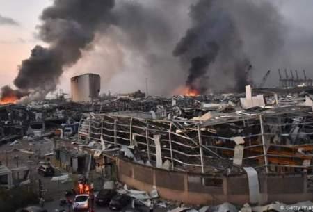 انفجار بیروت آخرین ضربه به وضعیت شکننده لبنان