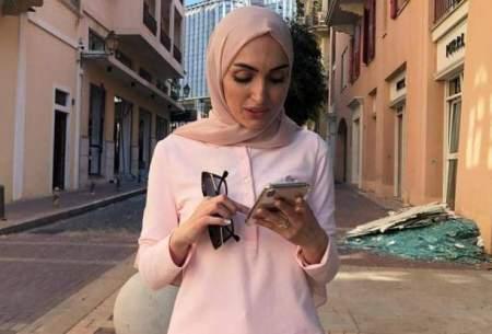 ماجرای عروس مشهور انفجار لبنان