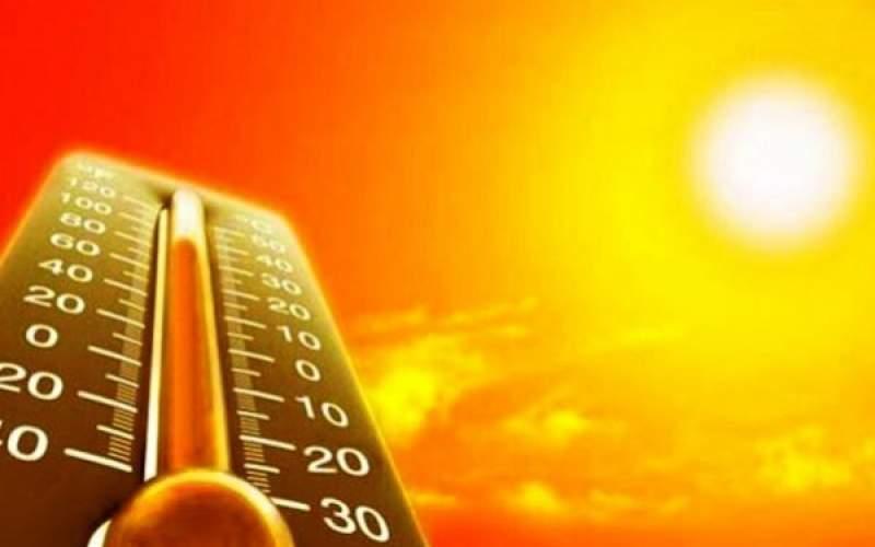 افزایش نسبی دما در نوار شمالی کشور