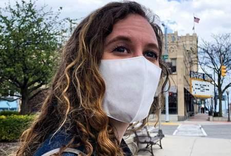 ماسک ۲ دلاری با فیلتراسیون ۳ برابر